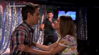 Violetta 2 - Diego le canta a Violetta y León se pone celoso (02x03)