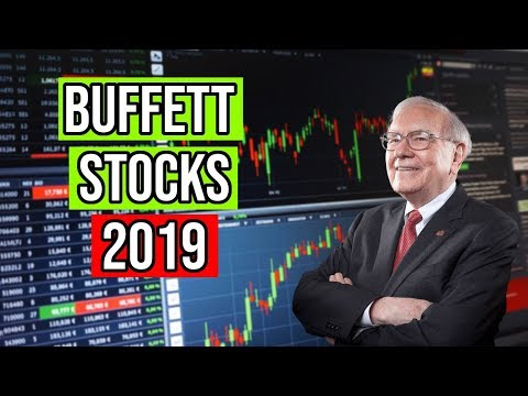 Warren Buffett's Top 10 Stock Picks For 2019! 💡