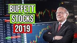 Warren Buffett's Top 10 Stock Picks For 2019! 