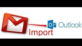 Exportar contactos de Gmail  a Outlook