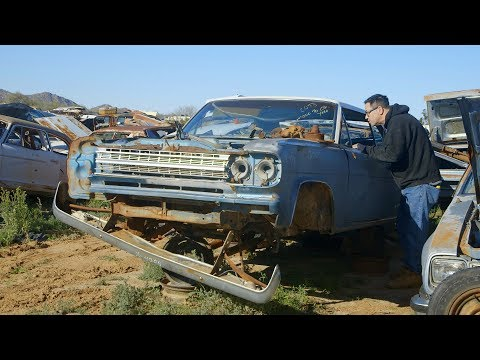 Ramblin' Man—Roadkill's Junkyard Gold Preview Episode 10