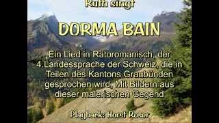 DORMA BAIN - gesungen von Ruth Berger