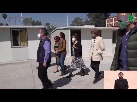 Programa de Rehabilitación, Reconstrucción y Mejoramiento de Planteles Escolares de Nivel Básico