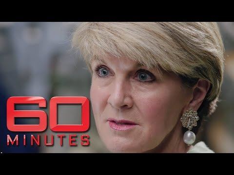 Julie Bishop says Australian politicians have 'lowered the benchmark' | 60 Minutes Australia