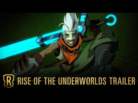 New Expansion: Rise of the Underworlds | Cinematic Trailer - Legends of Runeterra