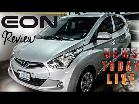 Hyundai EON New Version 1.0 L (1000 CC) Complete Review
