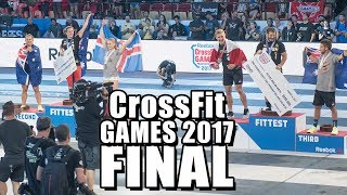 Final de los Crossfit Games 2017