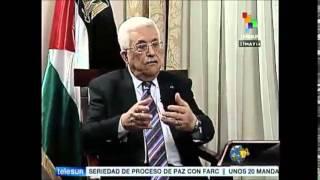 Dossier Walter Martínez entrevista a Mahmud Abbas Parte II