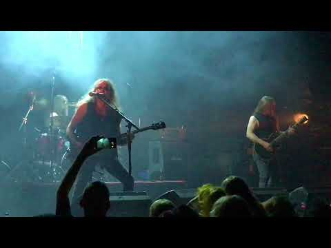 Aura Noir - Deep Tracts Of Hell - Release Concert At Rockefeller Music Hall - 08.06.2018 - Oslo