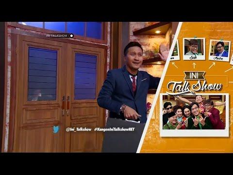 Arie Untung Jual Obat Lupa Jelek - Ini Talk Show 21 Januari 2016
