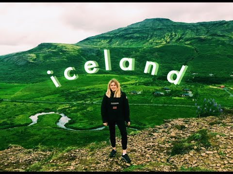 stuck in iceland.