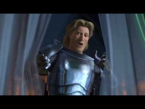 Shrek 2 Prince Charming Searches For Princess Fiona And Finds A Dancing Clown Youtube