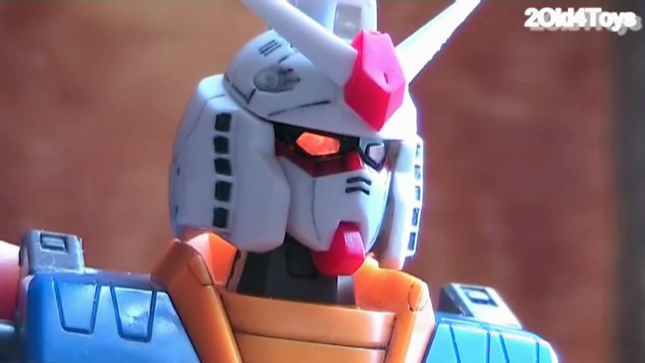 Mg 1 100 Gundam Led Customization Tip Rx78 2 Verka 114215