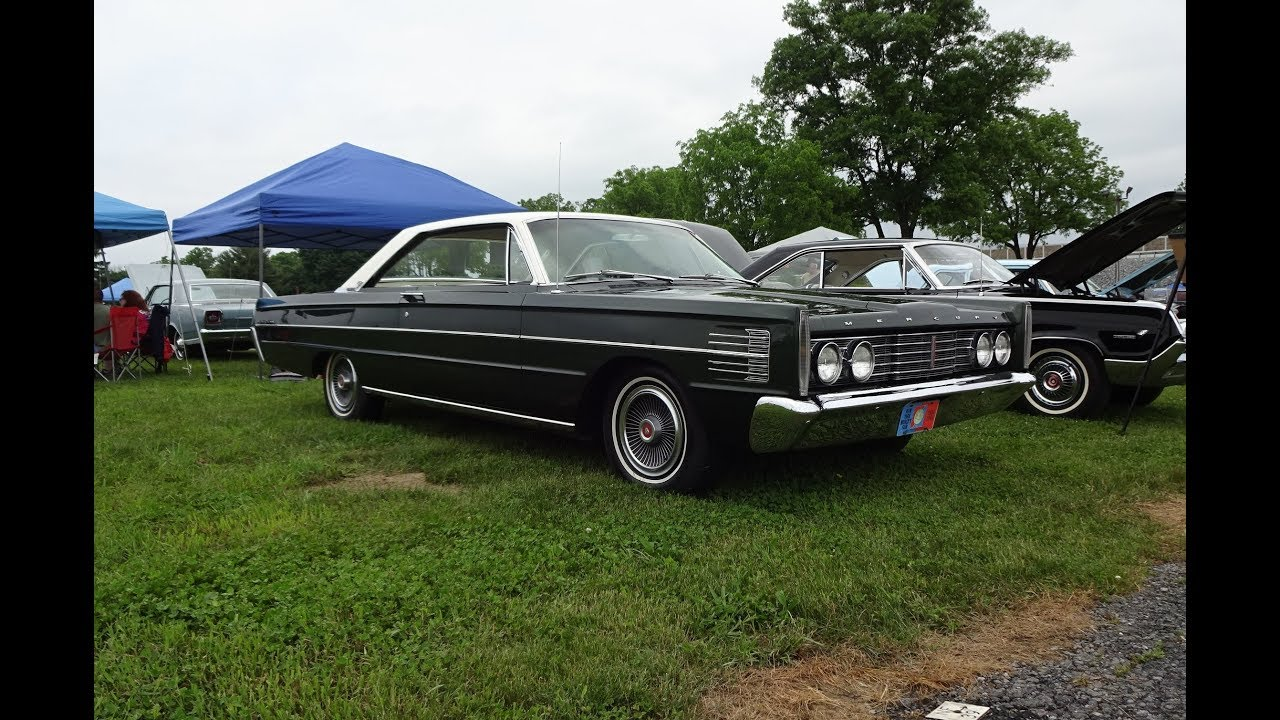 Download 1965 Mercury Montclair Marauder in Olive Mist & 390 Engine Sound on My Car Story with Lou Costabile