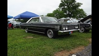 1965 Mercury Montclair Marauder in Olive Mist & 390 Engine Sound on My Car Story with Lou Costabile