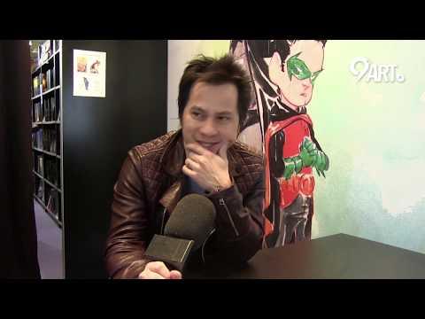FIBD 2016 : l'interview de Jeff Lemire et Dustin Nguyen pour Descender