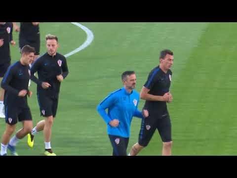 HNTV: Završne pripreme Vatrenih za polufinale SP-a