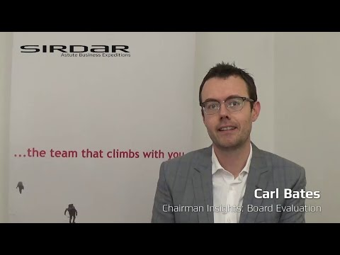 Chairman Insights Series: Carl Bates on Board Evaluations, Part 2