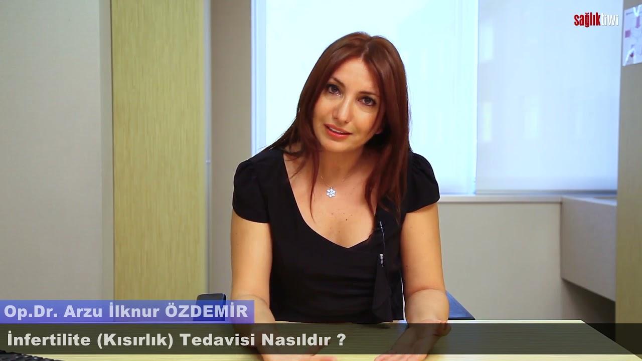 infertlite (kısırlık) Tedavisi Nasıldır? Opr. Dr. Arzu İlknur ÖZDEMİR SağlıkTiwi