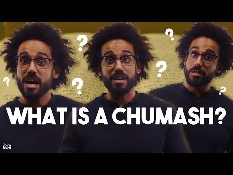 What is a Chumash? Quick Jewish Term Explainer