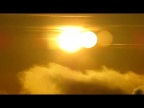 Multiple Suns Rise Over Halifax Nova Scotia 2of2 Feb 4 2015