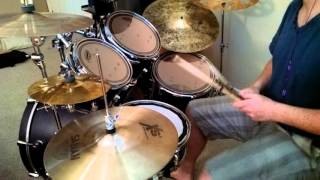 Dashboard Confessional- Hands Down drum cover