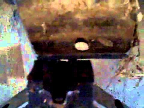fuel pump test start 34Ft Fleetwood bounder - YouTube