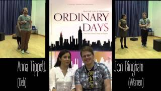 Ordinary Days   a creative minds production