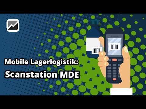 tricoma - Scanstation & Scanstation MDE - Mobile Lagerlogistiksoftware
