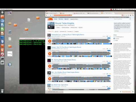 Soundcloud downloader for Linux and Mac OS X