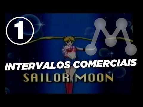 Intervalo Comercial Sailor Moon - Rede Manchete Rio (Ago/1996) - 1