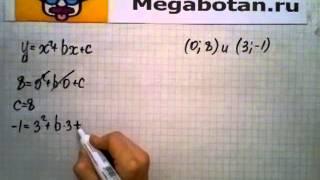 Номер 22 52 Алгебра 8 класс Мордкович