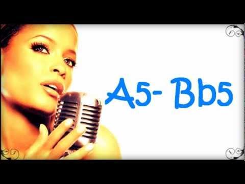Blu Cantrell Studio Vocal Range: C3 - B6