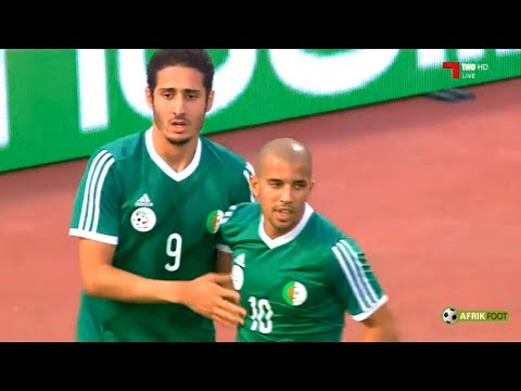 Oman vs Algérie (1-4) - Match amical