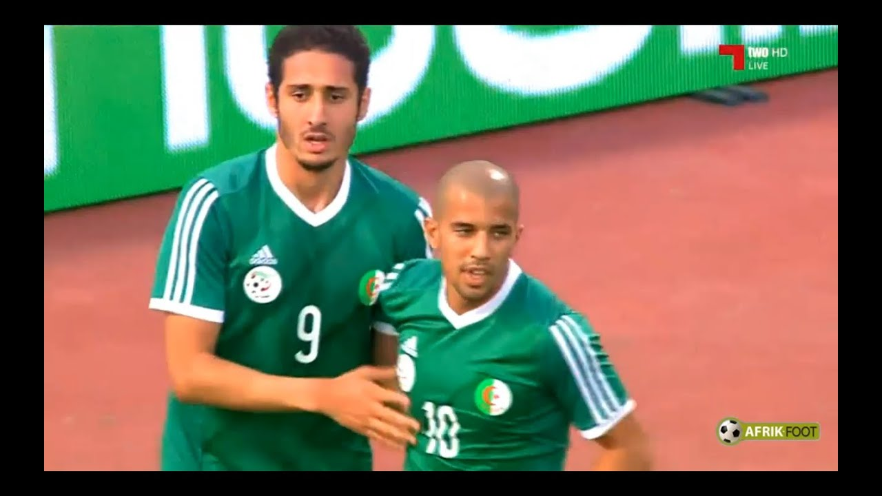 oman vs algrie 1 4 match amical youtube
