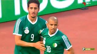 Oman vs Algérie (1-4) - Match amical