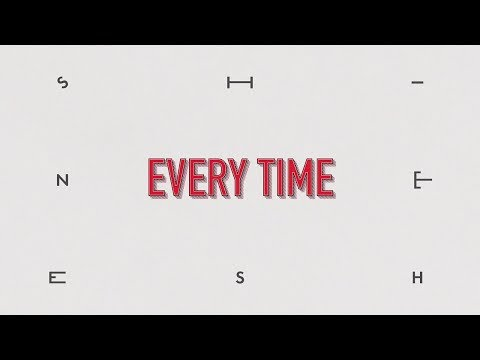 SHINee -「Every Time」プロモーションビデオ