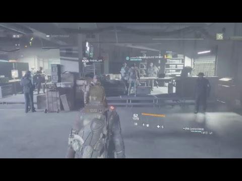 Running Underground with Matt - The Division