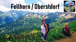 👣Oberstdorf -- Fellhorn / Allgäu/ Germany