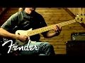 Fender Vintage Noiseless Jazz Bass® Pickups -- CLEAN   Fender