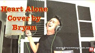 Heart - Alone Cover by Bryan Magsayo