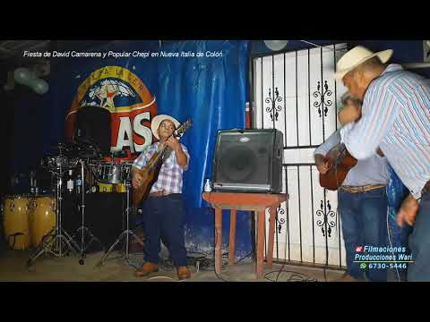 JOROPO VENEZOLANO - FIESTA DE DAVID CAMARENA