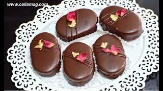 Repeat youtube video حصة حلويات كريمة / حلوى الصابلي بالشكولة