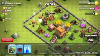 Clash of clans angriff mit 120 Kobolde lv 2