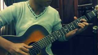 River flows in you guitar (Yiruma)