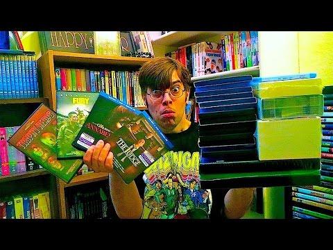 Mega Box Set Haul / Blu-Ray Dvd Collection Update !!!!