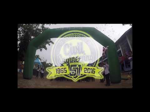 After Movie Anniversary Teknik Sipil Unlam ke-51