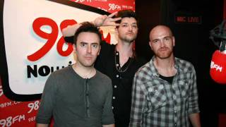 "The Script on 98FM part 2 (""No Words"" included)"
