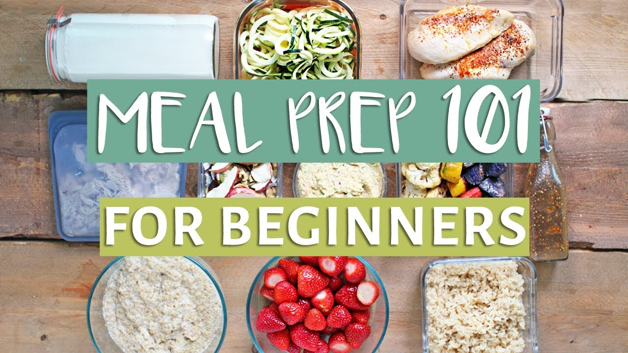 Easy meal prep with me beginners guide to meal prep youtube youtube premium forumfinder Gallery