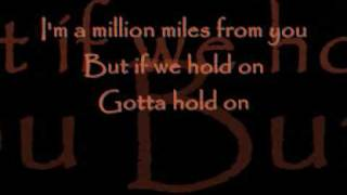 Reamonn - Million Miles [lyrics]